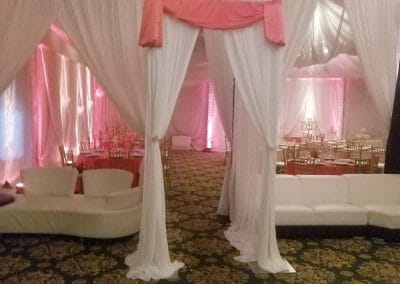 Georgia Peach Party Theme Rental